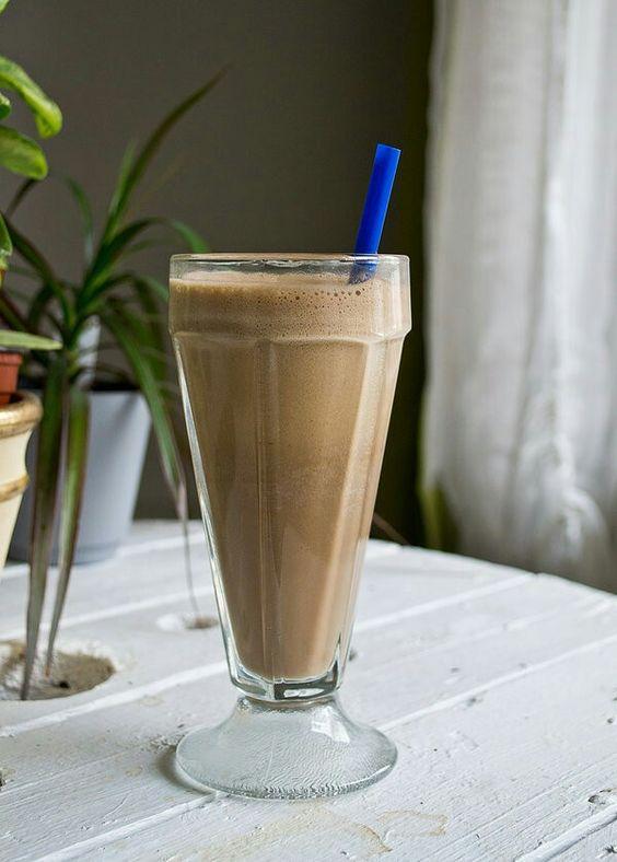 Recette café cacao protéines