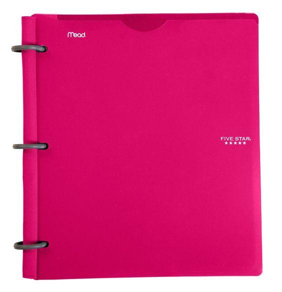 Amazon.com : Five Star Flex Hybrid NoteBinder, 1-Inch