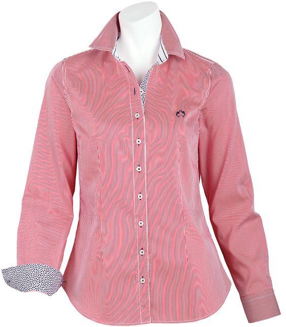 Diese moderne #Bluse von LISA #CAMPIONE ist ein wichtiges Basic für jeden Kleiderschrank.