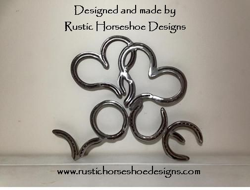 Designed And Made By Rustic Horseshoe Designs Find Us On Facebook