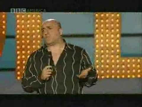 Omid Djalili in Jack Dee, Live at the Apollo (1)