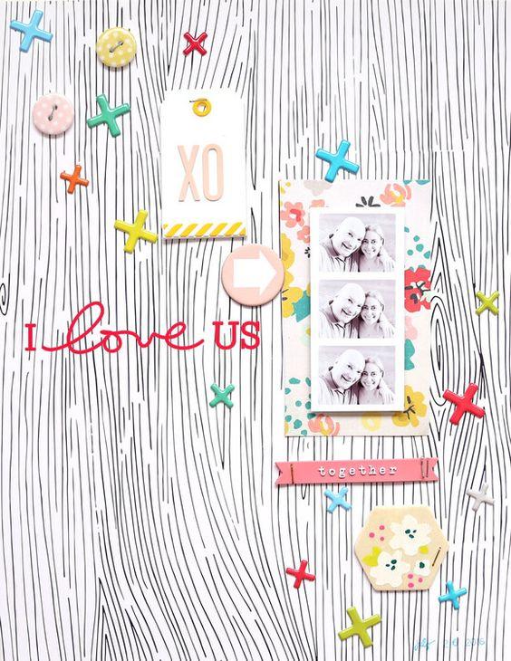 I Love Us by CristinaC at @studio_calico