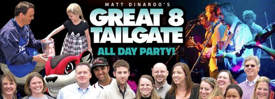 You are invited! Join us at our Staples Mill location (1807 Staples Mill Rd.) on Wednesday June 4th, 2014 for our Great8 Tailgate in support of Feedmore and the Central Virginia Food Bank.