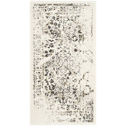"Safavieh Porcello Collection PRL3743B Ivory and Light Grey Area Rug, 2 feet by 3 feet 7 inches (2' x 3'7"") Safavieh http://www.amazon.com/dp/B00OAPFORK/ref=cm_sw_r_pi_dp_DoFKwb1EWA3DN"