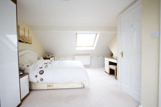 Master Bedroom Loft Conversion Rooms Houses Pinterest Master Bedrooms Dressing And