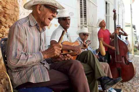 Vibrez sur des rythmes ensoleillés à Cuba...