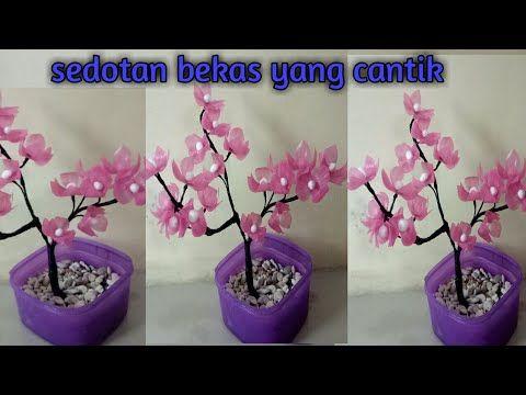Bunga Sakura Dari Sedotan Youtube