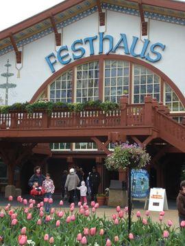 Festhaus At Busch Gardens Williamsburg Travel Favorite