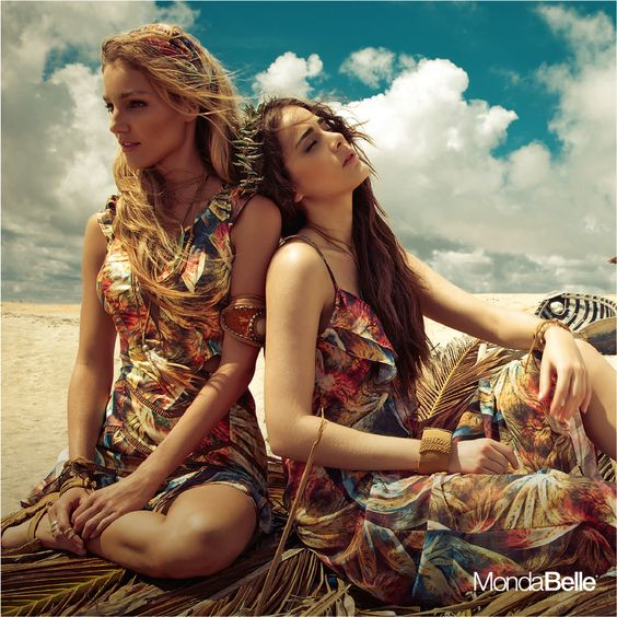 Coleção Doce Sedução #MondaBelle #Primavera #Verão #14-15 #Jericoacoara-CE