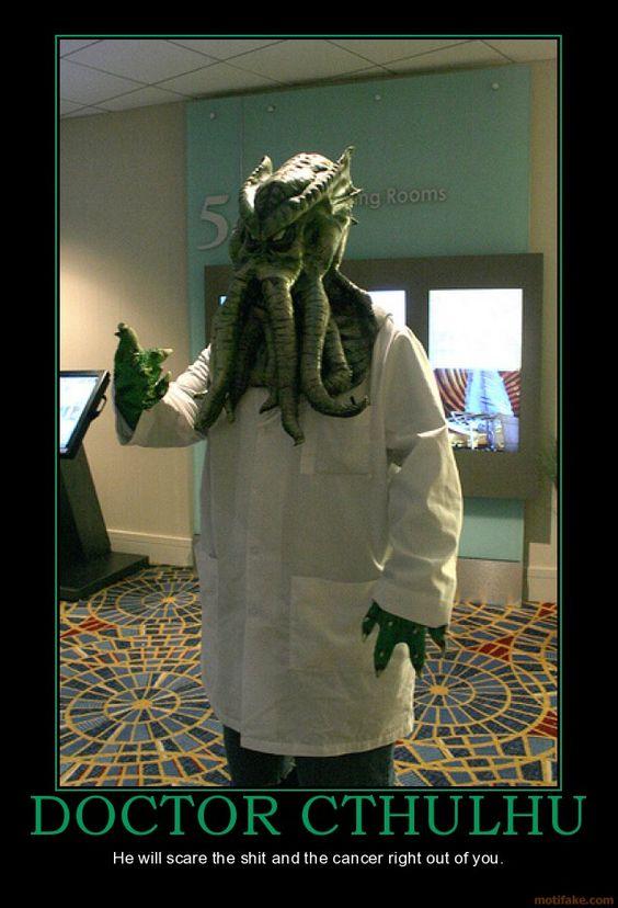 Dr. Cthulhu