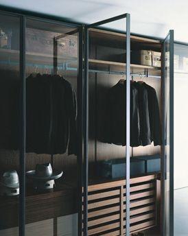 Closet design pinterest closet designs italy and italia for Iron closet storage