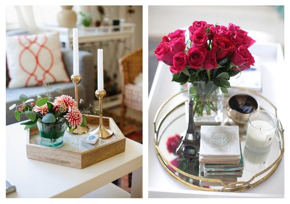 Decor - style it right 5 essentials for the perfect coffee table:
