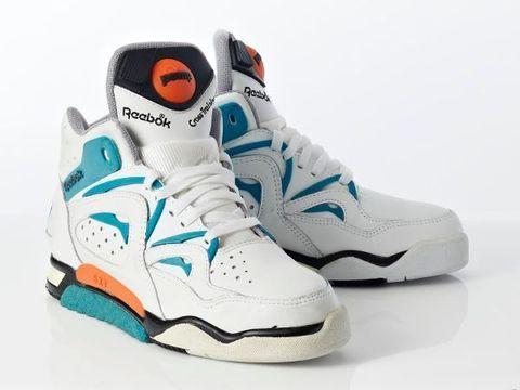 Sneakers, Reebok pump