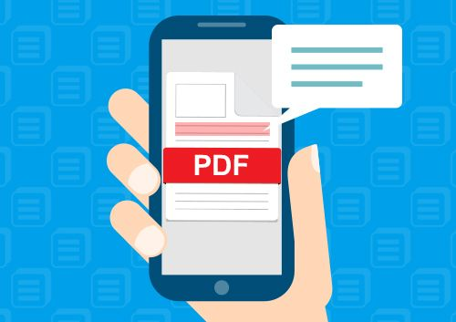 PDF Conversion App