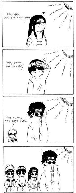 Naruto fun short comic
