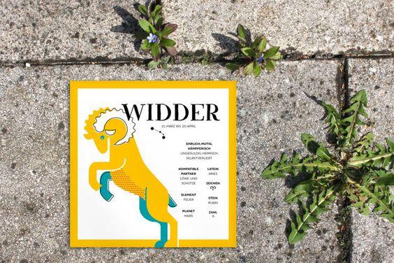 Sternzeichen – Widder