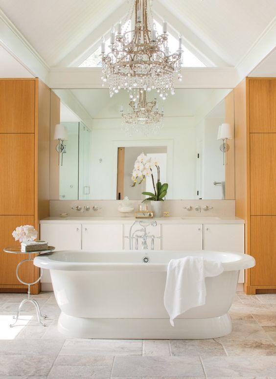 Salle de bains suite d 39 h tel style champ tre page 2 for Decormag salle de bain
