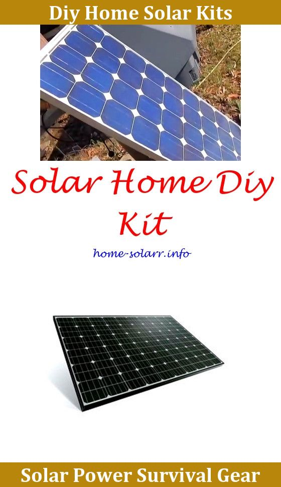 Cheap Solar Panel Kits Home Solar System Kit Solar Power House Solar Panels