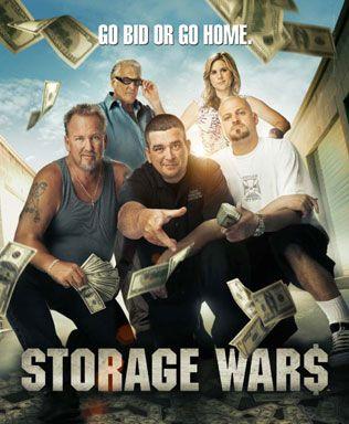 Sarah loves Storage Wars too!!!