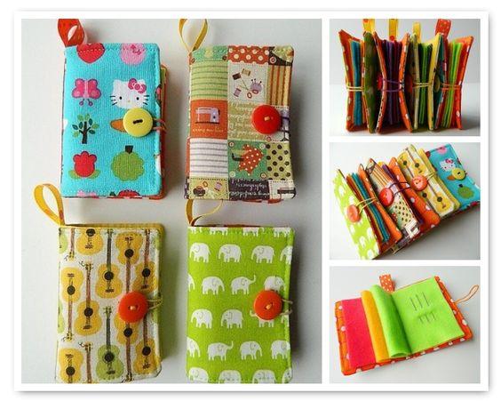 s.o.t.a.k handmade: needle books