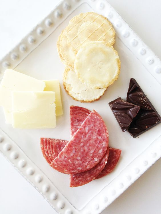 Grown Up 'Lunchable' — The Skinny Fork