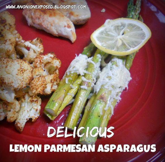 ... parmesan asparagus and more parmesan asparagus onions lemon parmesan