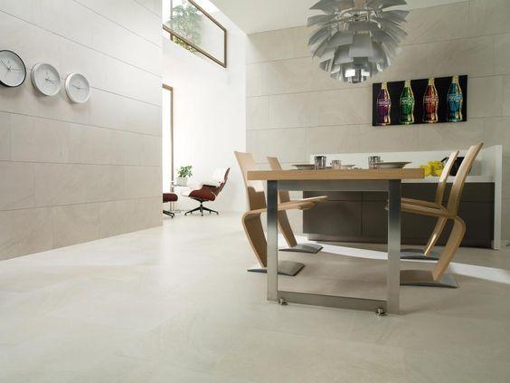 PORCELANOSA Grupo - Carreaux Céramiques - Piedra Borgoña Caliza 43,5x65,9