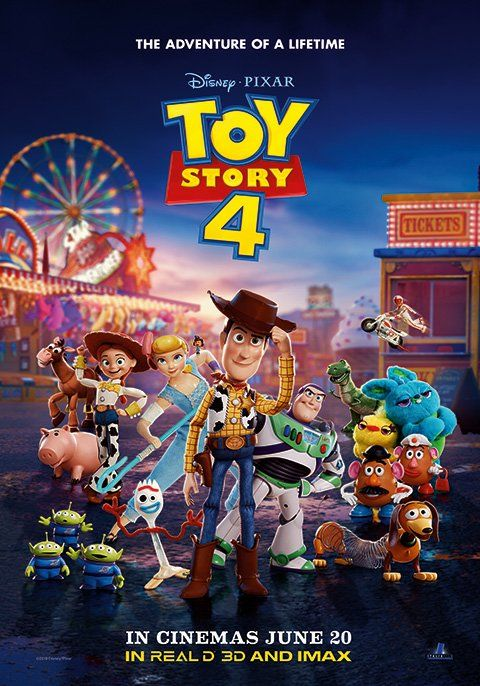 Download Toy Story 4 In Hindi English Dual Audio In 720p 1080p Hd Woody Toy Story Toy Story Pixar Toys