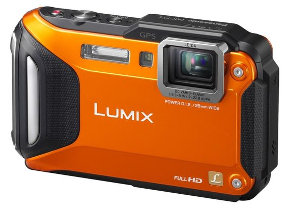 Les meilleurs appareils photo selon les TIPA Awards 2013 : Panasonic Lumix DMC-FT5 - Meilleur compact baroudeur