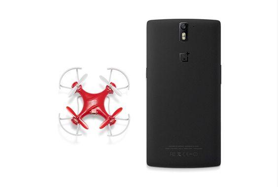 OnePlus apresenta o novo drone DR-1
