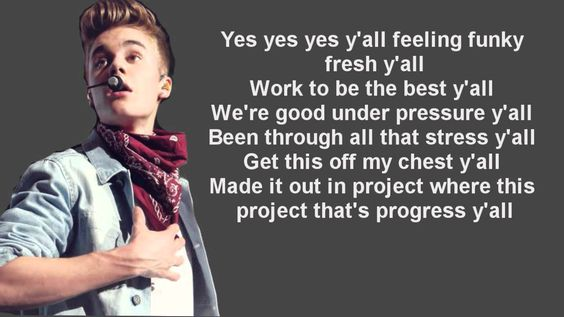 Justin Bieber - That Power Lyrics (Song + Lyrics + MP3 Download)