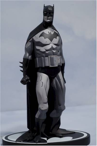 batman black and white statuette - Recherche Google