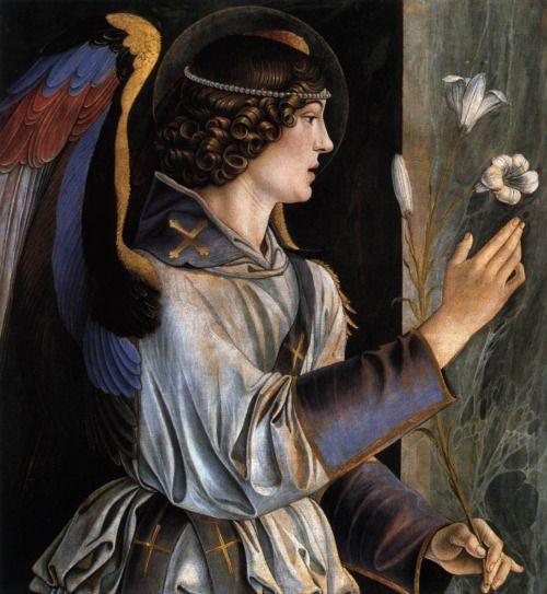 chanson de geste — renaissance-art:   Giovanni Bellini c. 1464-1468 ...
