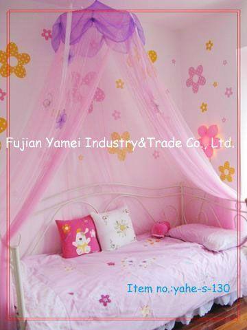 Hermosa cama con dosel para las ni as y los ni os mosquiteros identificaci n del producto - Dosel para cama nina ...