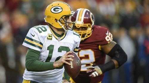 Watch: Redskins score first with safety #GreenBayPackers... #GreenBayPackers: Watch: Redskins score first with safety… #GreenBayPackers