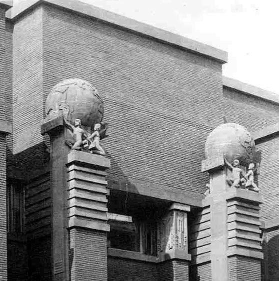 Larkin Building Frank Lloyd Wright Pinterest • The worl...