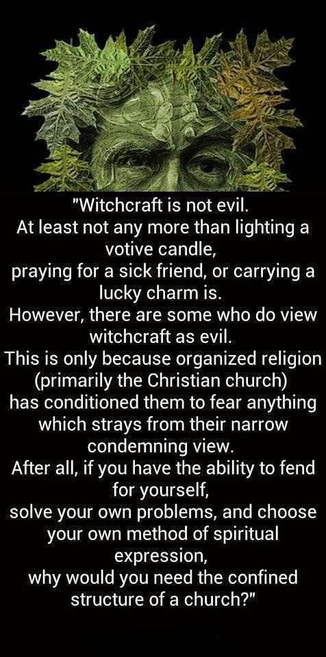 Witchcraft:
