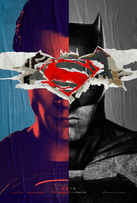 Batman v Superman: Dawn of Justice by Antovolk
