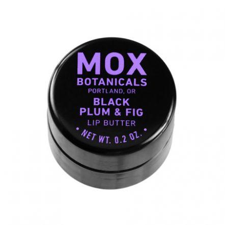 Mox Botanicals Black Plum And Fig Lip Balm Pot - Blacklamb
