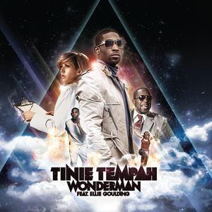 Tinie Tempah, Ellie Goulding, Labrinth – Wonderman acapella