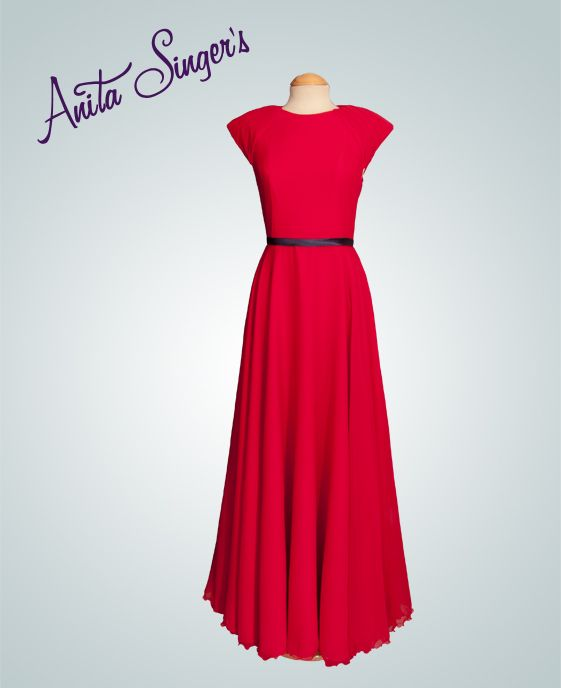 Vestido Marta Araujo By Anita Singers.https://www.facebook.com/media/set/?set=a.565657120127983.147181.565541916806170&type=3