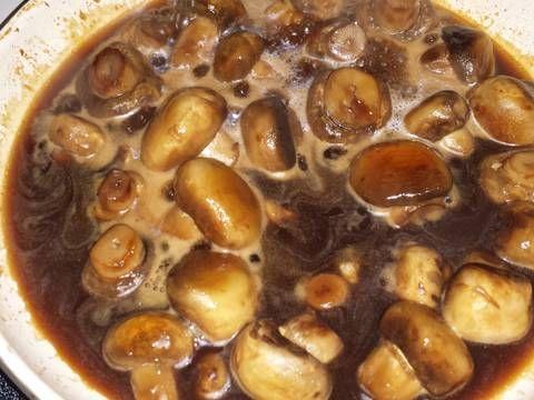 Stir Fried Mushrooms Buffet Style Recipe With Images Stuffed Mushrooms