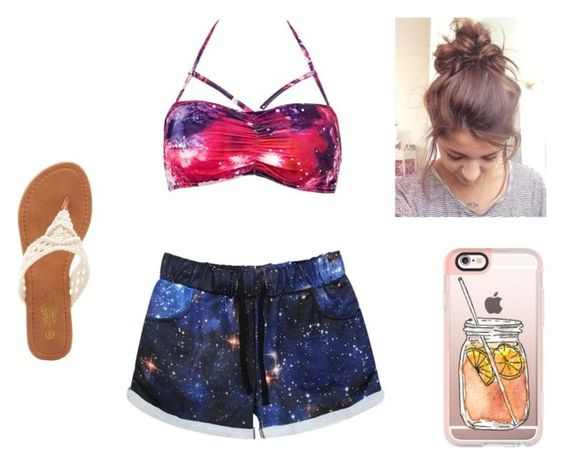 """Sem título #4"" by rainbowbatista on Polyvore featuring moda, Casetify e Charles Albert"