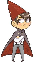Why is he so cute and dorky, hhhhh- Tags +#OTGW || #overthegardenwall || #Wirt