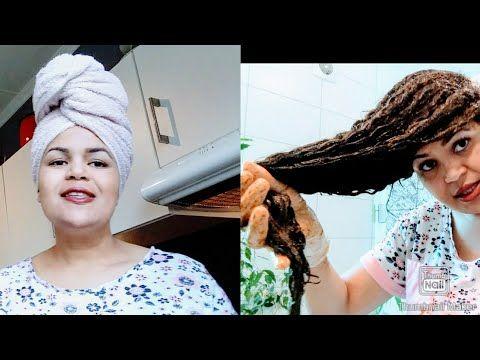وصفة صاروخية للشعر الجاف وطريقة جديدة لتطبيق الحناء لمعالجة الشعر التالف Youtube Hair Styles Hair Beauty