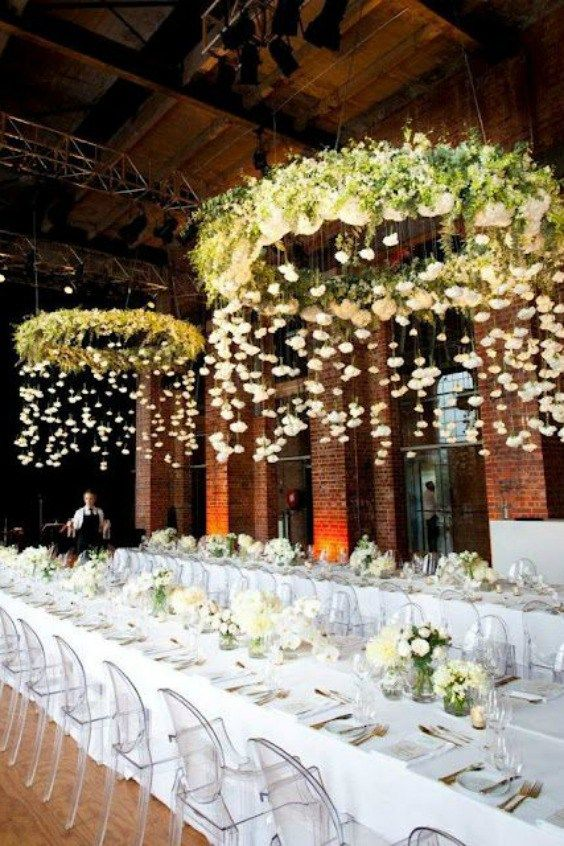 26 Must See Wedding Chandeliers You Could Totally Diy With A Hula Hoop Wedding Decorations Wedding Outdoor Wedding