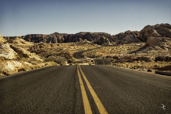 Photograph The Lonely Road by David J. Crewe on 500px
