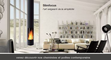 FOCUS - Cheminées design, poeles & barbecues contemporains | Focus