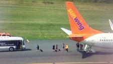 CANADIAN PANORAMA: Пассажир угрожал взорвать самолет, летевший в Пана...