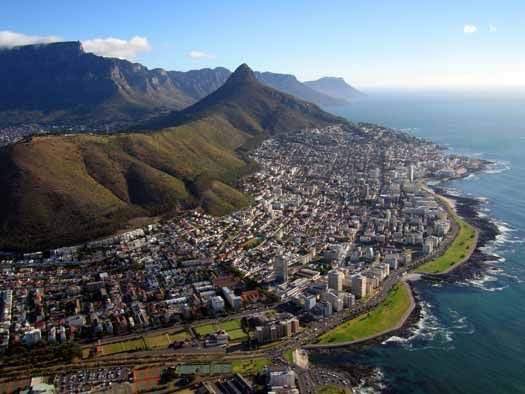 Cape Town, South Africa: